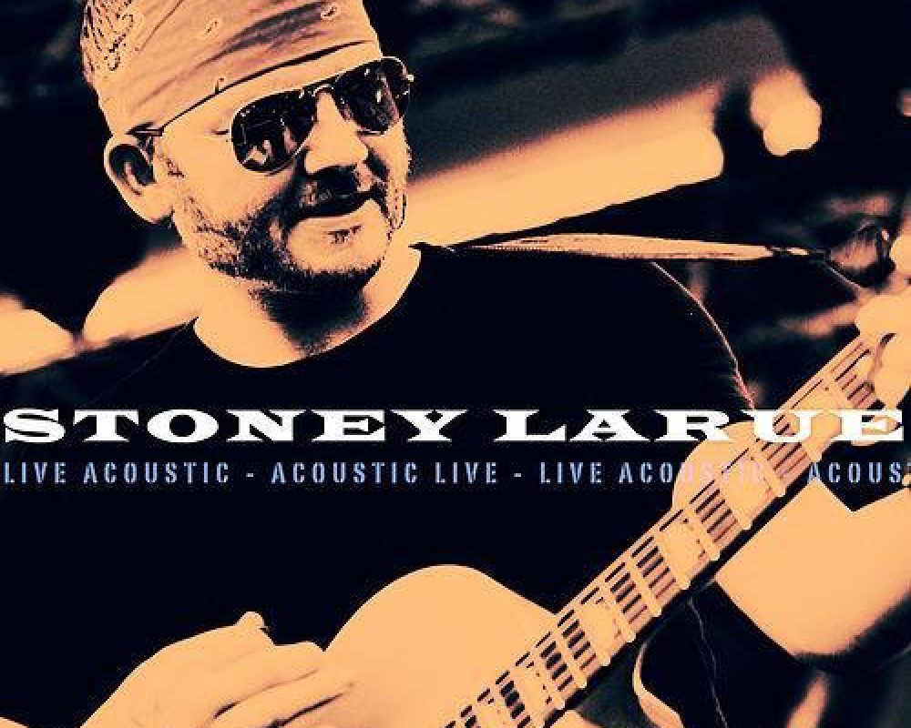 Stoney LaRue – Live Acoustic (2009)
